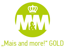 """Mais and More!"" GOLD"